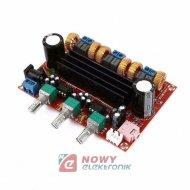 Wzmacniacz audio 2x50W + 100W TPA3115 Moduł 12V-24VDC