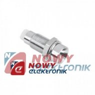 Oprawka LED 5mm SMZ1089 wkl.met.