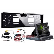 Kamera cofania + monitor LCD4,3 TRACER RVIEW S1 bezprzew.