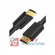 Kabel HDMI 10m v1.4 Unitek GOLD Y-C142M wtyki pozłacane PREMIUM