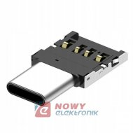 Adapter USB do USB-C 3.1 NANO OTG TYPE-C TYP-C