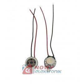 Głośnik miniaturowy MG10 8ohm 0,1W h-3.5