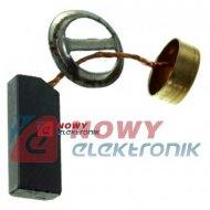Szczotka 488 5x8x20mm z wsuwką/w węglowa  do Celma