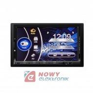 Radio samoch. K&M KM2004   2din Bluetooth/PILOT  4x40W USB/SD