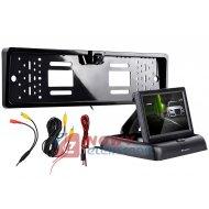 Kamera cofania + monitor LCD4,3 TRACER RVIEW S1 12V ZESTAW
