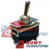 Przełącznik KN3(C) 201 on-Off 4pin/2poz.śr