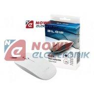 Mysz optyczna BLOW MP-30 biała USB