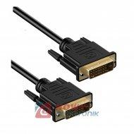 Kabel DVI-DVI 1,8m (24+1pin) NEPOWER