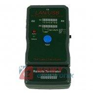 Tester sieci LAN T-393 Talvico USB i kabli telefonicznych