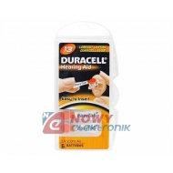 Bateria AE13 DURACELL (8%) (do aparatów słuchowych)