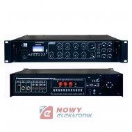 Wzmacniacz PA ST-2250BC/MP3+FM+ Bluetooth, Radiowęzłowy