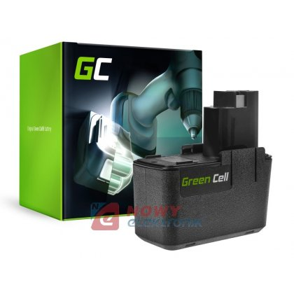 Akumulator Bosch 9.6V BH-974 Ni-MH GREEN CELL
