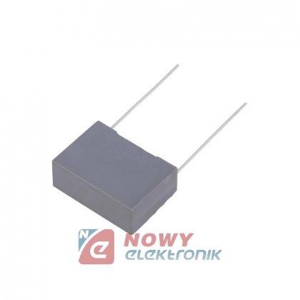 Kond. MKT 1,5uF 100V raster 10mm 10%