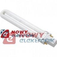 Świetlówka UV 9W G23 2pin 365nm