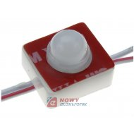 Moduł LED PIXEL XL 12mm bi.4000K smd2835 12VDC 0,36W  IP68