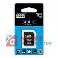 Karta pamięci SDHC 16GB GOODRAM class 10 UHS-I