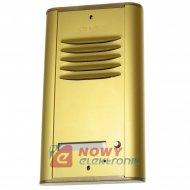 Panel na 1 lokatora ZłotyCYFRAL Centrala domofonowa TD-6 (powystawowa)
