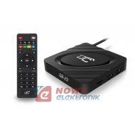 Smart TV BOX 4K UHD LTC 2GB 16G ANDROID 9.1 z Pilotem,
