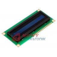 Wyświetlacz OLED DEP16101-W 16x1  alfanumeryczny biały