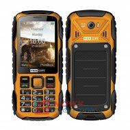Telefon GSM MAXCOM MM920 Strong żółty