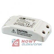 Zasilacz ZI LED prąd. 350mA 17-34V LED Driver PFC IP20