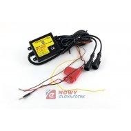 Moduł świateł dziennych DRL BOX przekaźnik 12/24V moduł sterujący