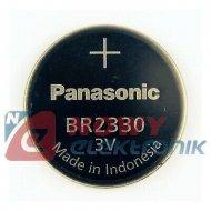 Bateria CR2330  BR2330 3V BR2330 Panasonic