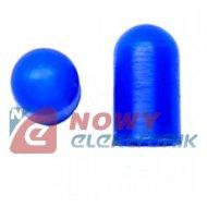 Kapturek żar.silikon T5 blue