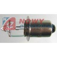 Żarówka halogenowa 5,5V/1A PX 13.5  do latarki