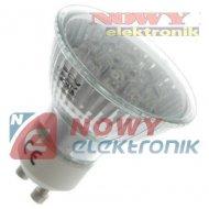 Żarówka LED15 GU10/św.zimne/230V