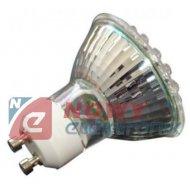 Żarówka LED36 GU10/św.ciepłe/   2W 230V