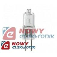 Żarówka G4 hal. kapsuła 20W 12V bez opakowania /luzem