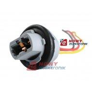 Gniazdo żarówki T20 W21/5W herm z przewodem  samochodowej