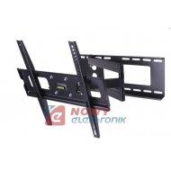 """Uchwyt LCD 37-70"""" 40kg Cabletech 600x400 czarny LCD/PDP"""