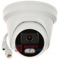 Kamera IP DS-2CD2347G2-L 2,8mm 4MPx ColorVu Kopułka biała HIKvision