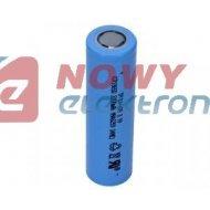 Akumulator do pak.INR18650-22E TerraE 3,6V Li-ION 2200mAh