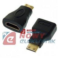 Przejście gn.HDMI/wt.miniHDMI ACC Adaptor
