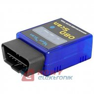 Interfejs Skaner OBD2 Bluetooth (DIAGNOSTYCZNY)