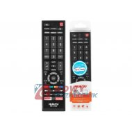 Pilot TV Toshiba RM-L1625 YOUTUBE,NETFLIX