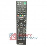 Pilot TV SONY RMT-TX100D NETFLIX Sony Bravia LCD