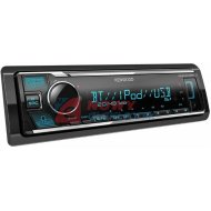 Radio samoch.KENWOOD KMM-BT306 USB/AUX BLUETOOTH VARIO COLOR podświetl.