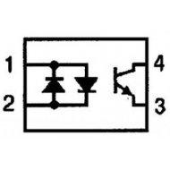 PC814 - LTV814        Transoptor