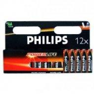 Bateria LR6 PHILIPS POWERLIFE