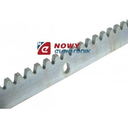 Listwa zębata (1m) metalowa.