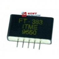 Filtr FT-383 (OFWK-1950) 38MHz 5.5/6.5MHz D/K B/G